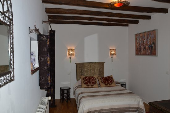 Siorac-en-Périgord, Γαλλία: Chambre Azemmour