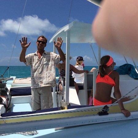 Hamilton, Bermuda: Captain Keith