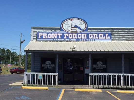 Best Lunch Deal Review Of Front Porch Grill Millbrook Al Tripadvisor