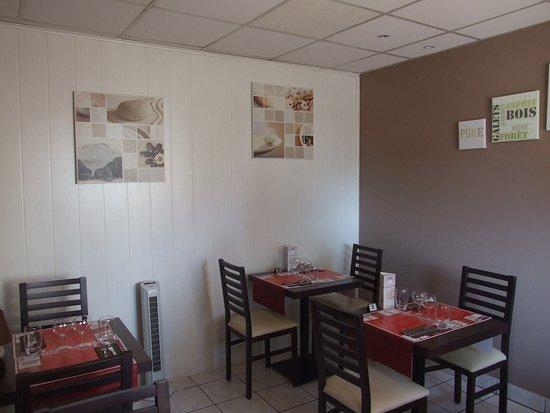 Stan' traiteur Restaurant : Vue intérieure