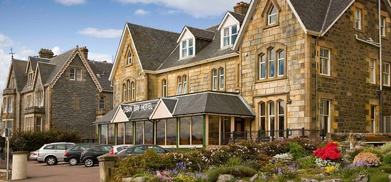 Oban Bay Hotel & Spa