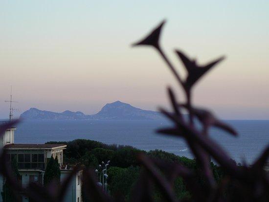 Villa Patrizia B&B : Capri dalla camera Capri...