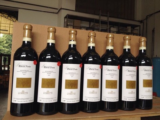 Marco Brussolo Wein Import
