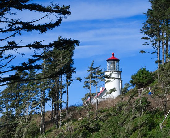 Florence, OR: The Lighthouse-Heceta Head