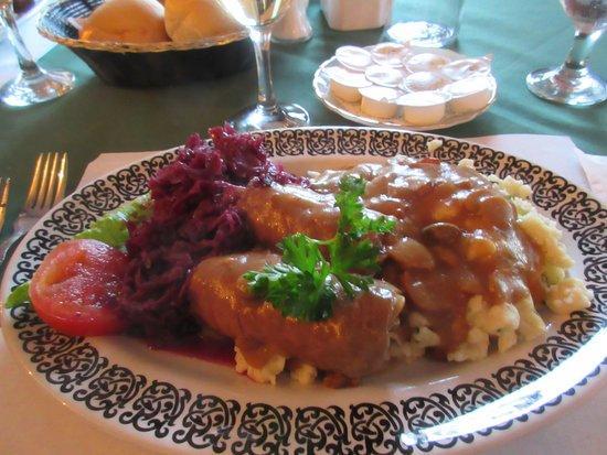Salzburger Hof Dining Lounge: Rouladen