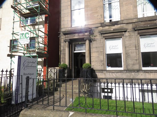 Capital residence updated 2017 prices guesthouse for 37 royal terrace edinburgh