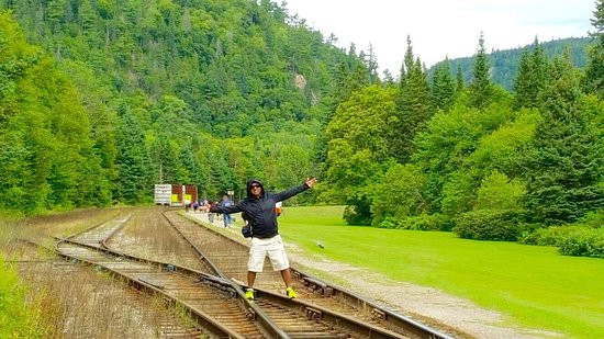 Agawa Canyon Tour Train: Agawa Canyon Park
