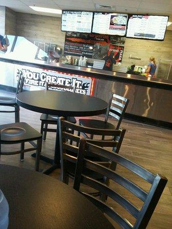 Blacksburg, Wirginia: 1000 Degrees Neapolitan Pizzeria