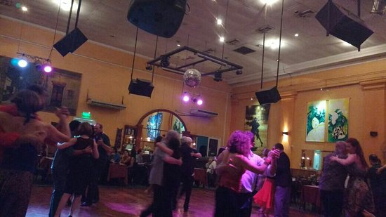 Milonga Parakultural - Tango