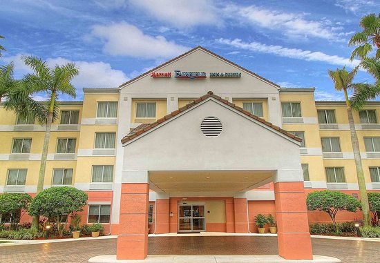 Fairfield Inn & Suites West Palm Beach Jupiter