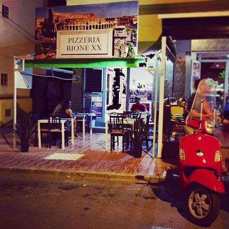 Pizzeria Rione XX