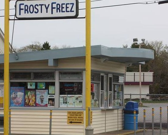 Frosty Freez: 60 years of serving the community!