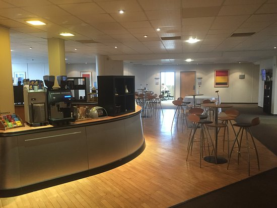 Newport Pagnell, UK: Coffee Area