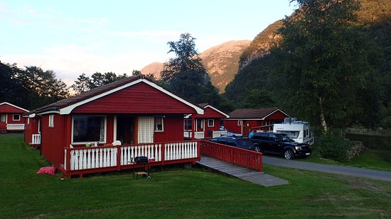 Strand Municipality, Norway: Our cabin