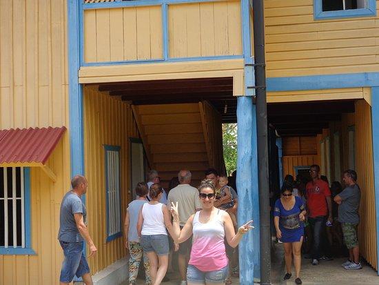 Biran, Cuba: Segunda casa principal