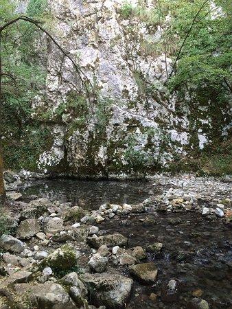 Trilj, Croacia: Photo de la source du site ... Rien de transcendant sur ce site ...