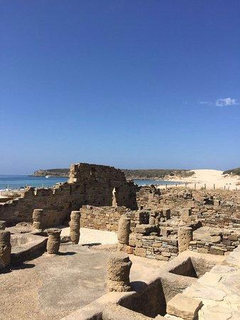Costa de la Luz, Hiszpania: Sito archeologico e mare di Bolonia