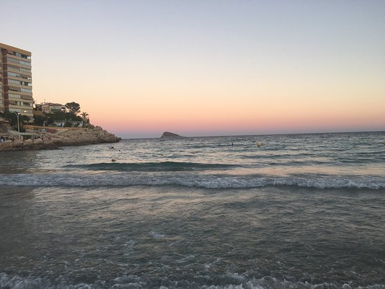 Cala Finestrat Beach: photo2.jpg