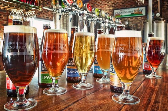 Clarens Brewery: Come and enjoy hand craft beer and cider in our beautiful brewpub