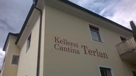 Terlano, إيطاليا: LA CANTINA
