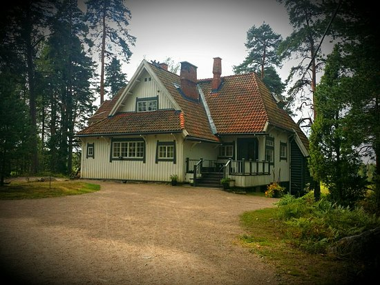 Ainola - The Home of Aino and Jean Sibelius