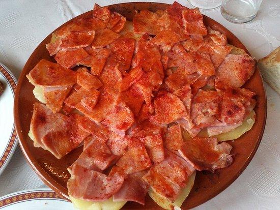 San Pablo de los Montes, Ισπανία: Restaurante Arroyo Los Molinos