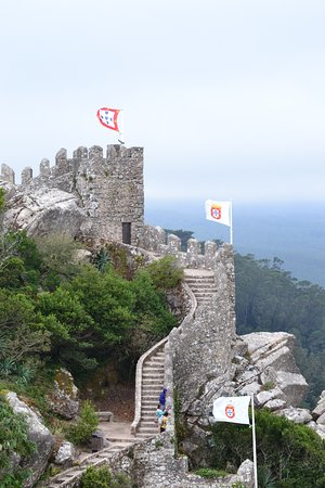 Castle of the Moors: chateau