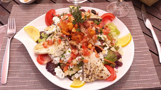 L' Antre Amis: Salade océane