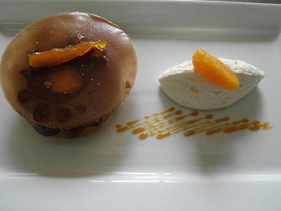 Crosne, Francia: Opaline Citron Chocolat