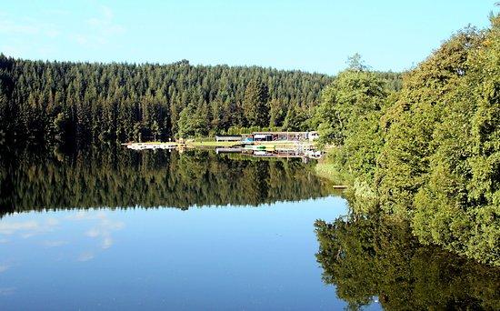 Lac de Robertville Photo
