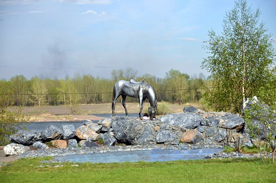 Monument White Horse