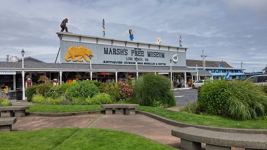 Long Beach, WA: Marshes free museum