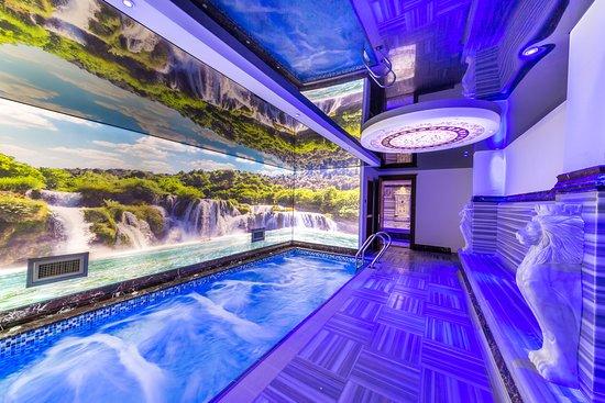 elif hanim hotel spa akyaka turquie voir les tarifs. Black Bedroom Furniture Sets. Home Design Ideas