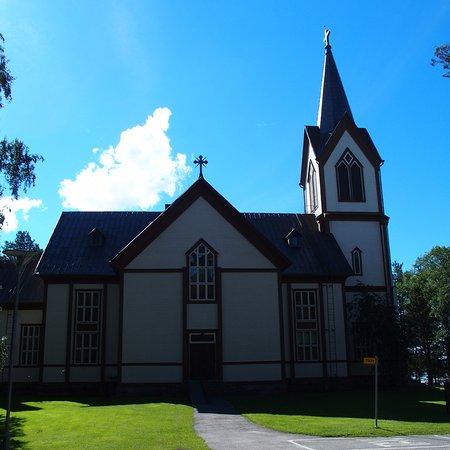 Valtimon Kirkko