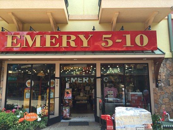 Emery's 5&10