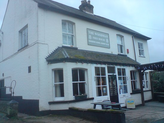 Hatfield, UK: The Woodman, Wild Hill