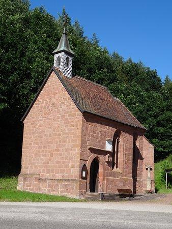 Chapelle Notre-Dame-de-la-Misericorde