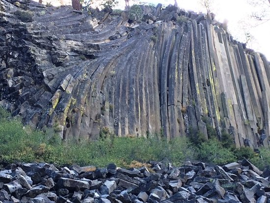 Devils Postpile National Monument: Devil's Postpile