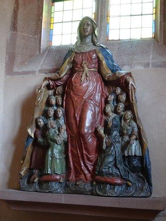Mouterhouse, Francia: La Vierge