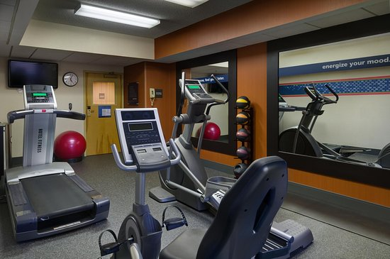 Chambersburg, Pensilvania: Fitness Center