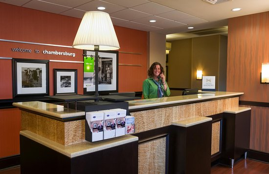 Chambersburg, PA: Front Desk