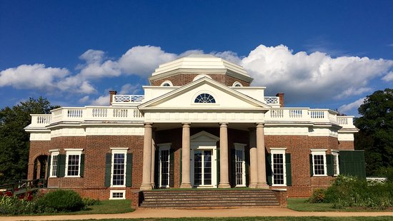 Swell Thomas Jeffersons Home Monticello Monticello Home Interior And Landscaping Synyenasavecom