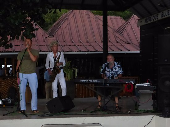 Mustique : Sunday Jazz