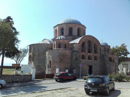 Feres, กรีซ: Panagia Kosmosotira