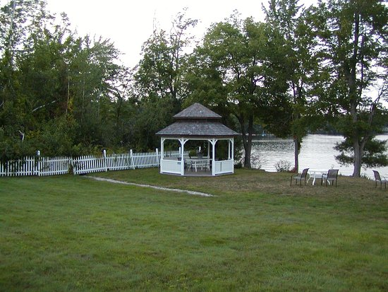 Wolfeboro, NH : The Gazebo