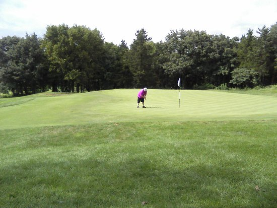 The Lodge at Old Kinderhook: A day on the golf coarse