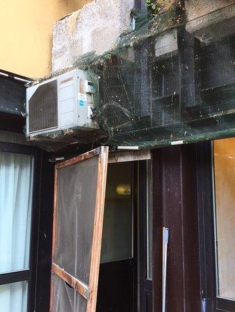 Mercure Bologna Centro: Sur la terrasse du petit déjeuner