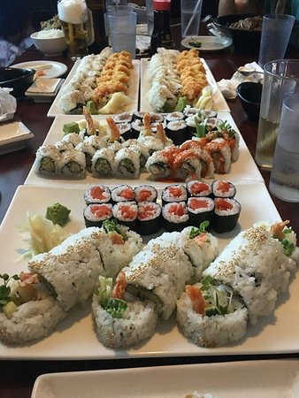 Osaka Sushi Foto