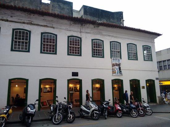 Casa da Cultura Poeta Brasil dos Reis - Theater