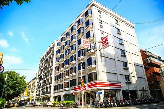 FTF Taipei Serviced Apartment